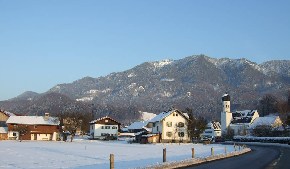Immobilien am Kochelsee