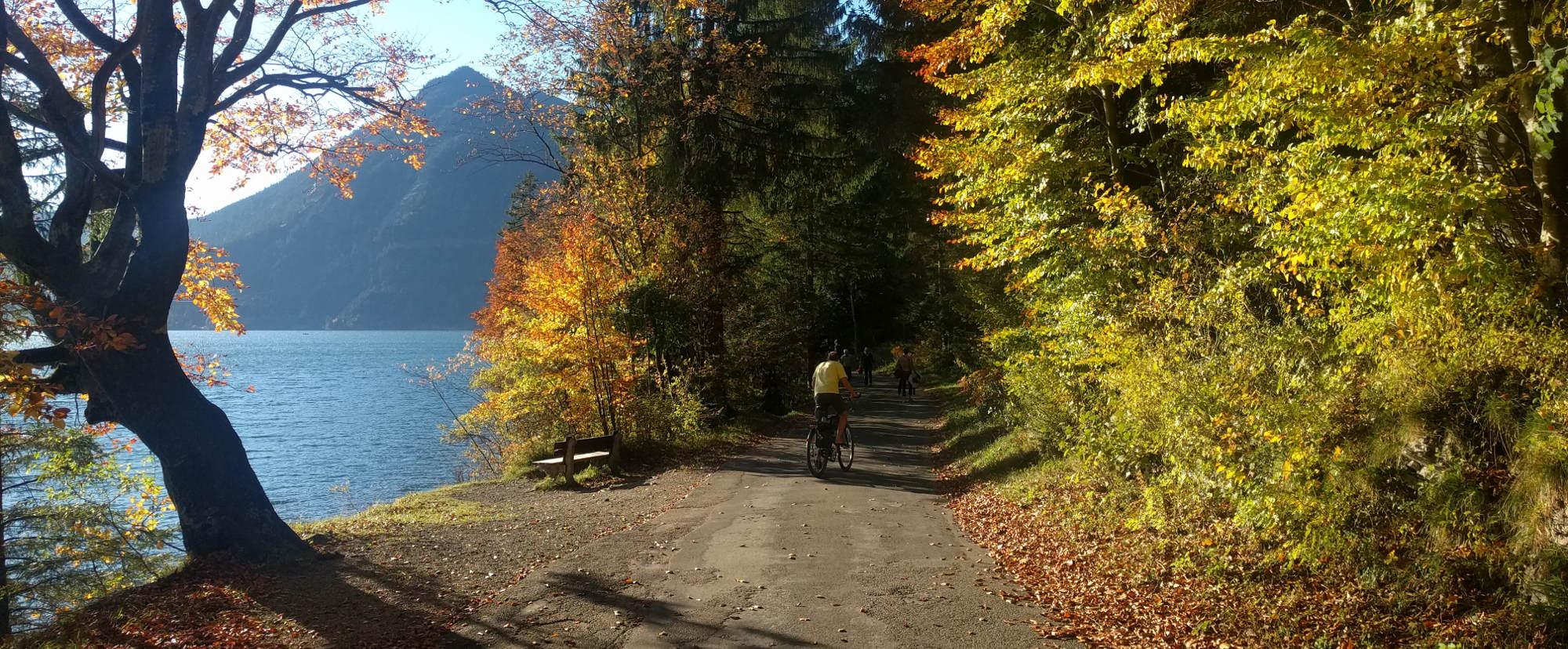 Walchensee-Rundfahrt