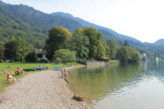 Cafe Am See Walchensee